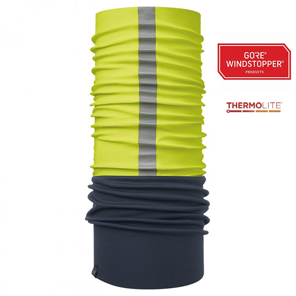 BRAGA BUFF CON REFLECTANTE WINDPROOF
