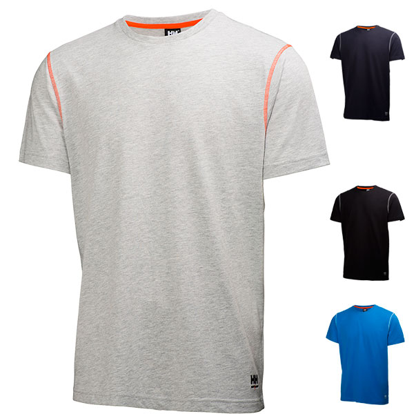 CAMISETA MANGA CORTA HELLY HANSEN OXFORD-SHIRT
