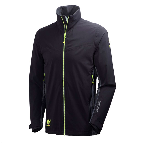 CHAQUETA IMPERMEABLE TRANSPIRABLE HELLY HANSEN MAGNI HYBRID