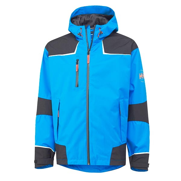 CHAQUETA IMPERMEABLE TRANSPIRABLE CHELSEA SHELL HELLY HANSEN