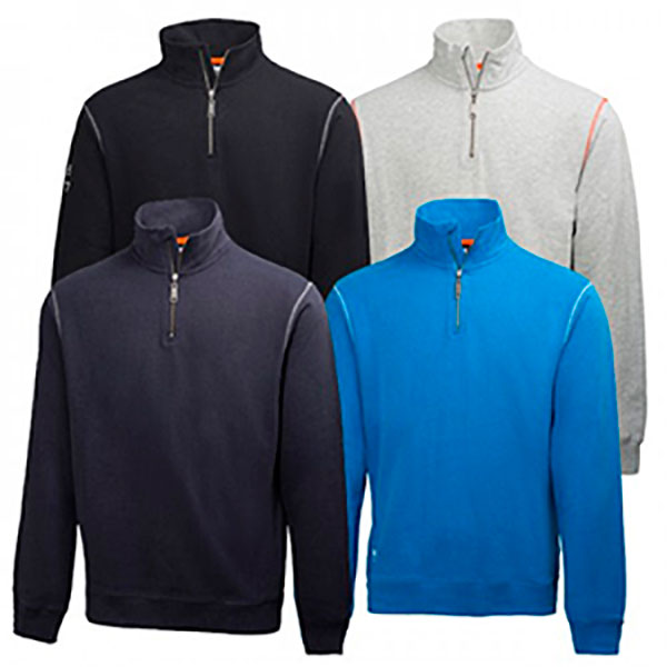 SUDADERA HELLY HANSEN OXFORD HZ SWEARTER