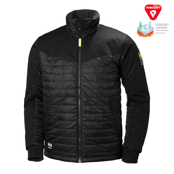 CHAQUETA PLUMAS LIEGERA HELLY HANSEN AKER INSULATED JACKET 73251