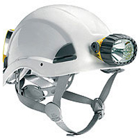 CASCO VERTEX BEST DUO LED 14 CASCO + FRONTAL CE  PETZL