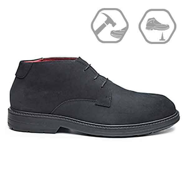 ZAPATO SEGURIDAD VESTIR ORBIT B1500 BASE PROTECTION S3 ESD SRC