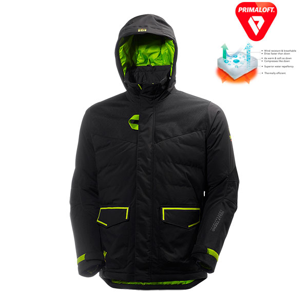 CHAQUETA INVIERNO CON PRIMALOFT MAGNI WINTER JACKET HELLY HANSEN