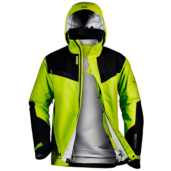 CHAQUETA IMPERMEABLE TRANSPIRABLE HELLY HANSEN MAGNI SHELL