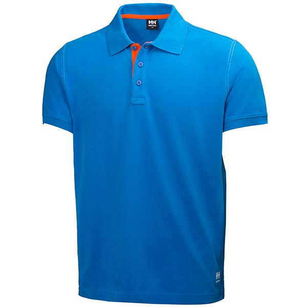 POLO MANGA CORTA ALGODÓN OXFORD HELLY HANSEN