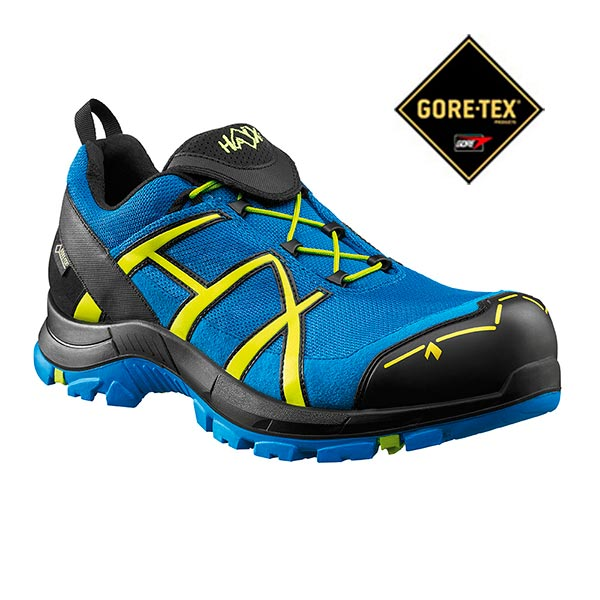 ZAPATOS SEGURIDAD GORE-TEX BLACK EAGLE SAFETY 40 HAIX S3 HRO HI CI WR SRC ESD