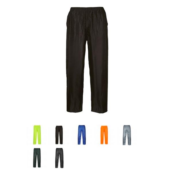 Pantalones Impermeables Poliester Pvc Classic En Waterfire